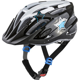 Alpina FB 2.0 Flash Fietshelm Kinderen, black-white-blue
